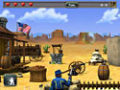 Screenshot descargo de Los Casacas Azules: North vs South 3